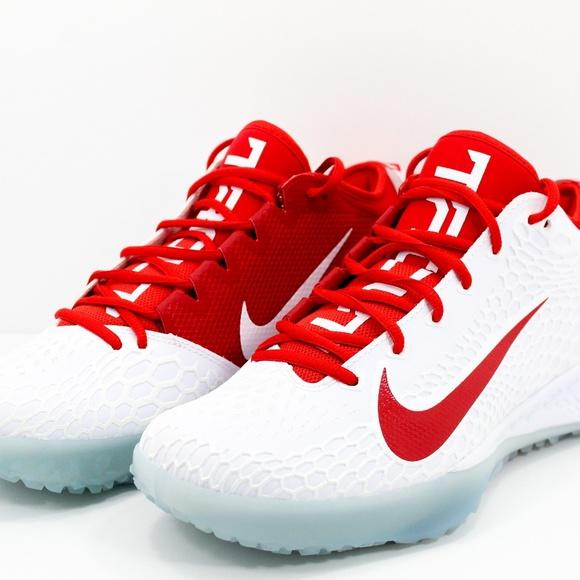 Nike Zoom Baseball Turf Shoes Size